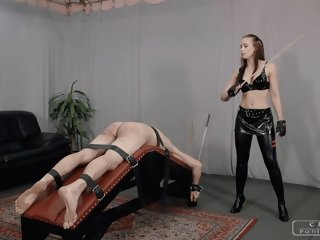 C-PUNISHMENTS - Lady Anette..