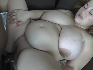 preggo bbw first time..