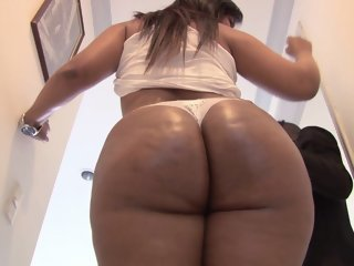 Hot Sexy Fat Assed Latina..