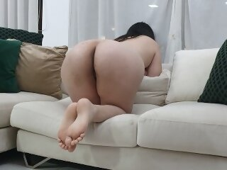 Annie Teen Gets Her Big Ass..
