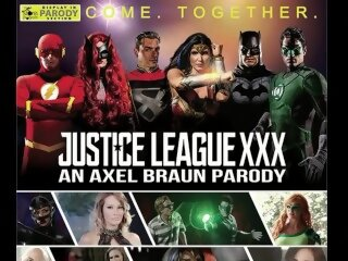 Justice League XXX - The..