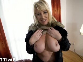 ADULT TIME Big Titted Gilf..