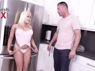 Nikki Delano and Danny..