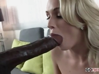 Busty Shaven Blonde Craves..