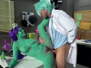 Rick and Morty Porn Parody:..