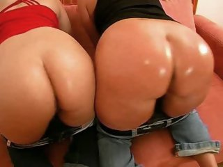 Two Big Ass german girls get..