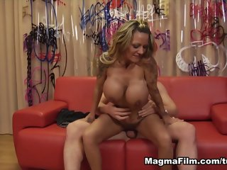 Horny pornstar in Amazing..