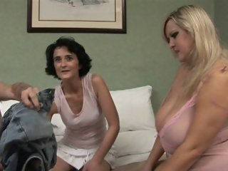 real british granny swapping..