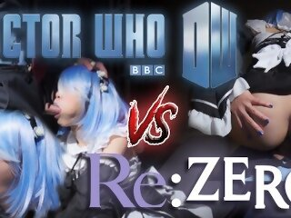 Dr Who vs Rem (RE: ZERO) -..