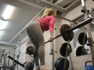 wow!!! fitness hot ASS hot..